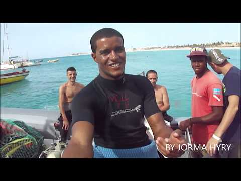 SCUBA DIVING. Daily diving Cape Verde , watch to the end !!.