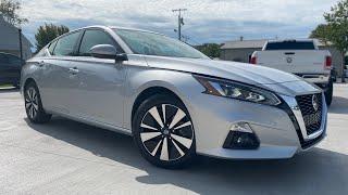 2020 Nissan Altima 2.5 SL Test Drive & Review
