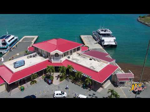 JTV NEWS UPDATE   ROAD TOWN JETTY RESUME FULL OPERATIONS ON MAY 13