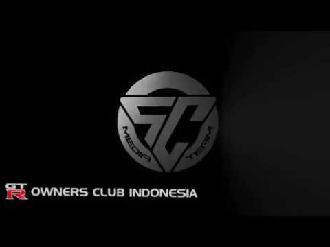 GT-R Owners Club Indonesia goes to Sentul with Speedcreed 2013
