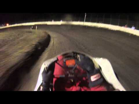 English Creek Speedway Nationals 390 Clone Feature 8 5 14