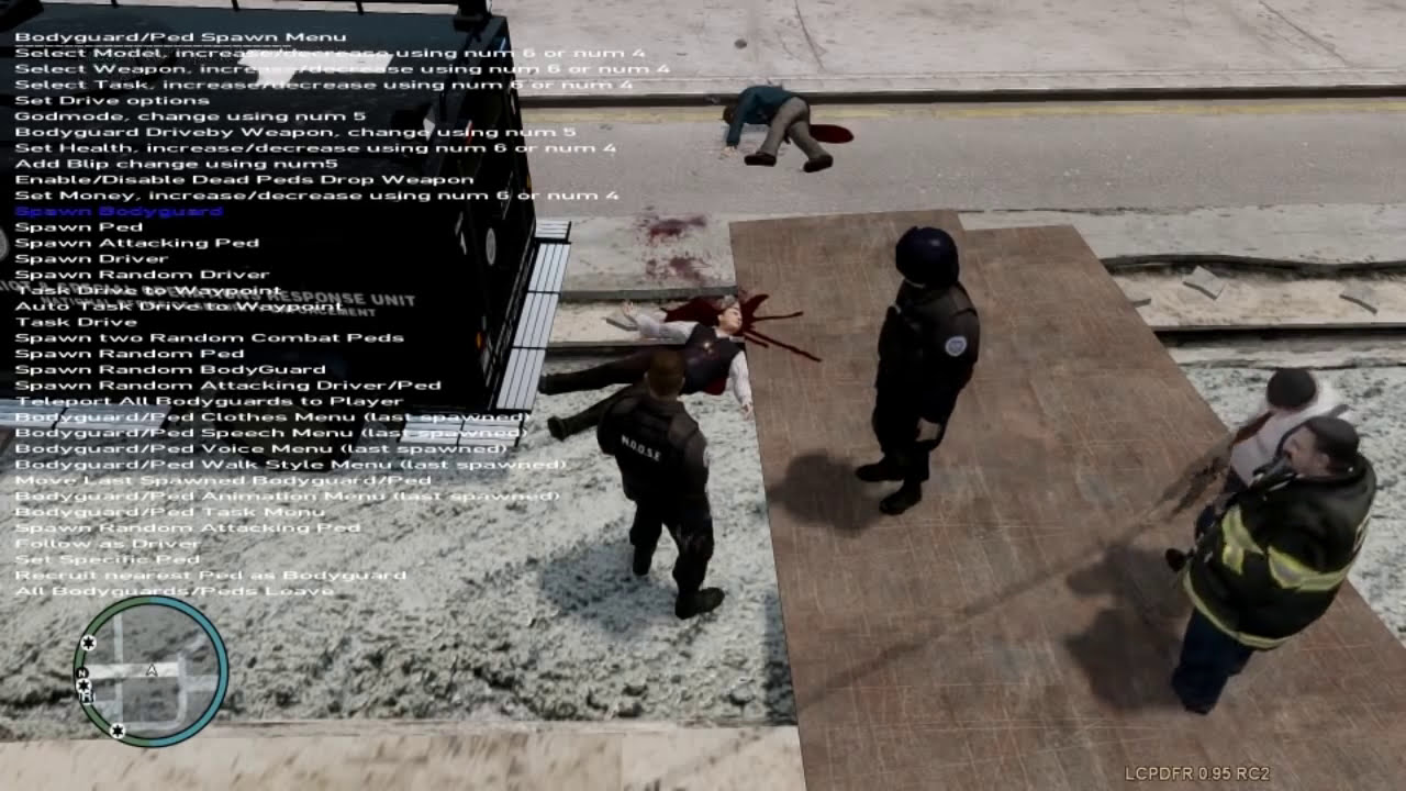 Lcpdfr swat callouts