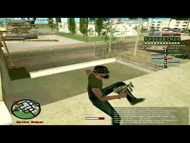 COD5SAMP Resurrection - 1 vs 4 rampage