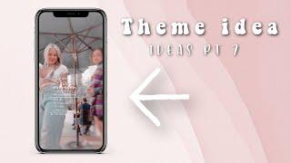 Cute, soft aesthetic theme idea! screenshot 2