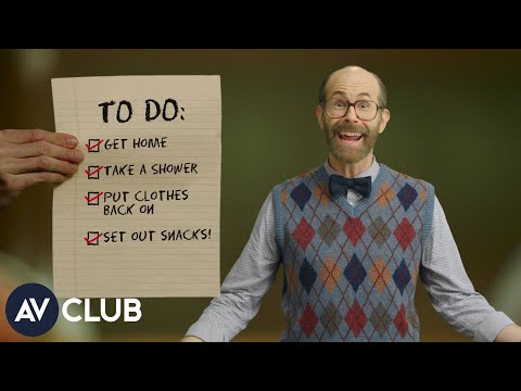 Brian Huskey walks us through the making of Mr. Neighbor's House 2