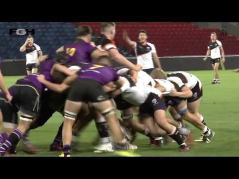 Manchester Rugby Union Varisty 2016