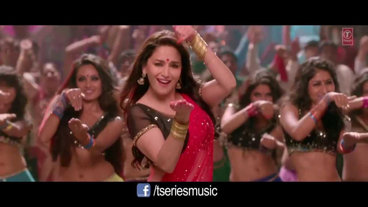 "Ghagra yeh jawaani hai deewani"" latest full video song | madhuri."