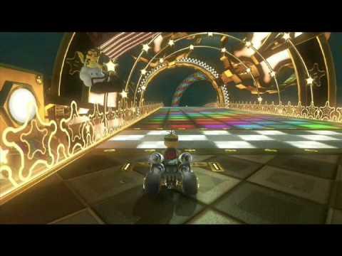 Mario Kart 8: GPs - All 48 Tracks on 200cc