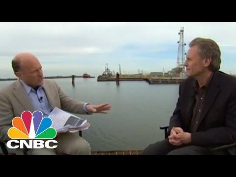 Halliburton Company President of Western Hemisphere | Mad Money | CNBC