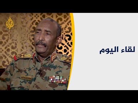 ???? -لقاء خاص- - البرهان:عسكر السودان لا يريد الانقضاض على الحكم  - نشر قبل 10 ساعة