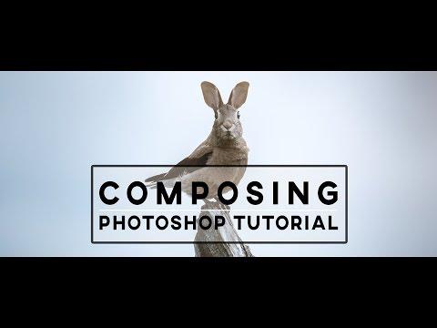 Photoshop Tutorial - Bilder verschmelzen & zusammenfügen