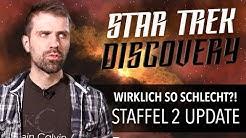 Star Trek Discovery: Staffel 2 - Wirklich so schlecht?!