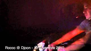 Rocco @ Djoon - Mercredi 10 novembre 2010