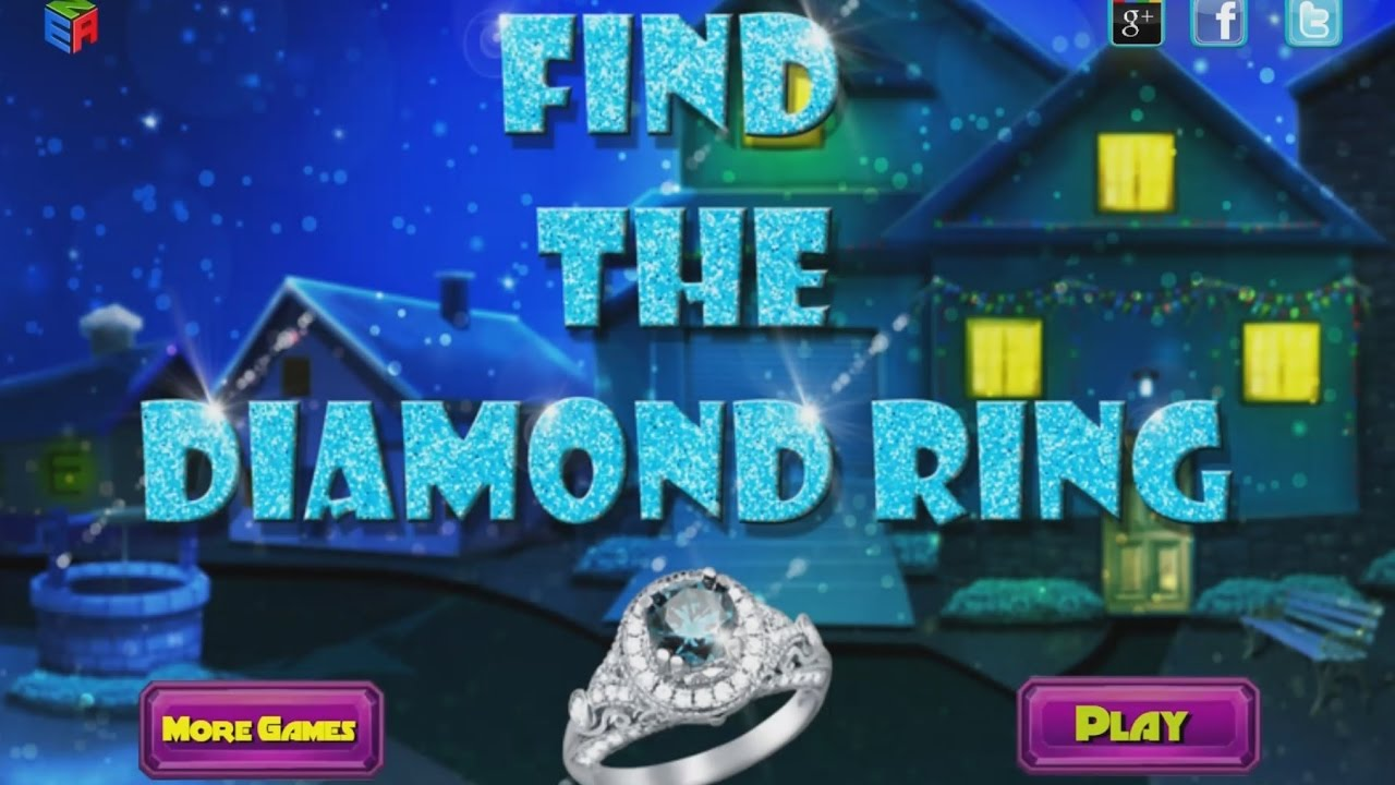 Find The Diamond Ring Walkthrough