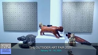 OUTSIDER ART FAIR 2020