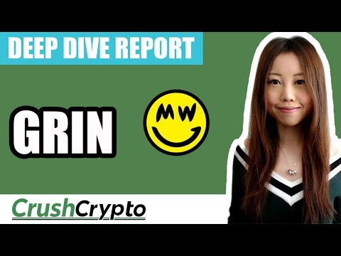 Deep Dive Review into Grin (March 2019) - Crush Crypto