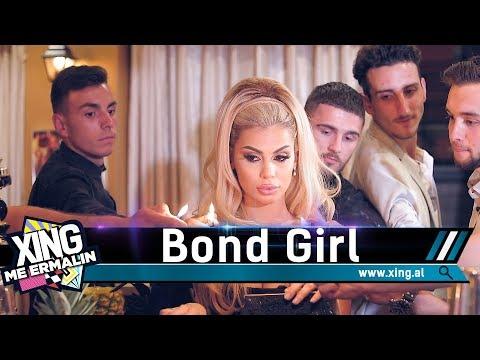Bond Girl, Luana Vjollca