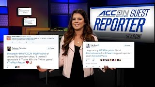 ACCDN Guest Reporter Search: Best of Social Media Plays