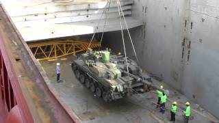 Таиланд получил партию украинских танков