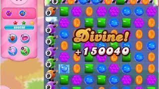 Candy Crush Saga   level 555 no boosters