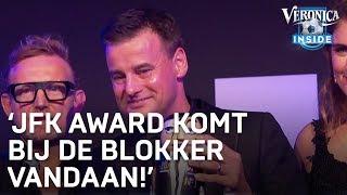 Johan ziet JFK Award van Wilfred: 'Komt bij de Blokker vandaan' | VERONICA INSIDE