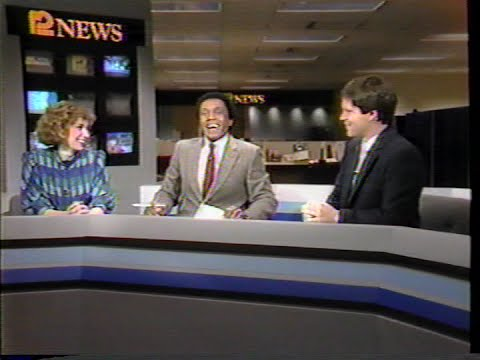 WISN 12 - News at 10 (November 10, 1984) {COMPLETE}