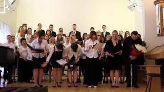 хор заочное отделение РГПУ Герцена 2013 4ч