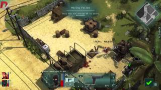 Jagged Alliance Flashback Gameplay PC 1080p (Pre-Release Version)