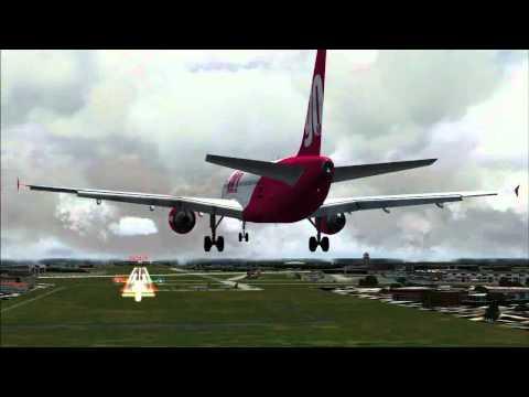 GoAir G8106 A320-200 Goa - Mumbai
