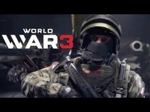 World War 3: Finalmente conseguiremos jogar!