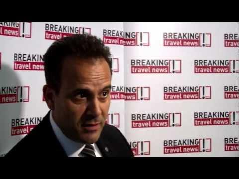 Omer Kaddouri, Executive Vice President & COO, Rotana Hotels @ WTM 2012