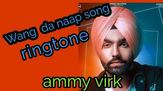 Wang da naap song ringtone ammy virk best one beautiful video --- https://youtu.be/rypj6rlejwm
