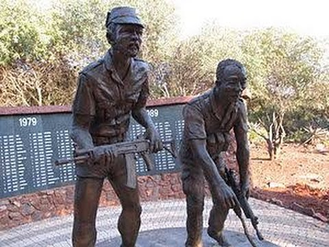 Koevoet - The deadly bush war