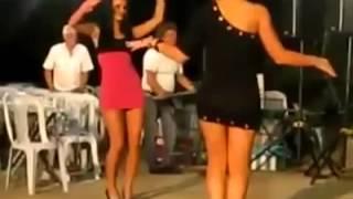 Азербайджанки в Турции танец