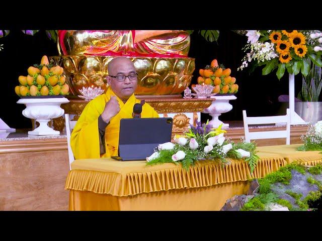 Giới Luật Là Thọ Mạng Của Phật Pháp