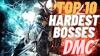 TOP 10 Devil May Cry Hardest bosses