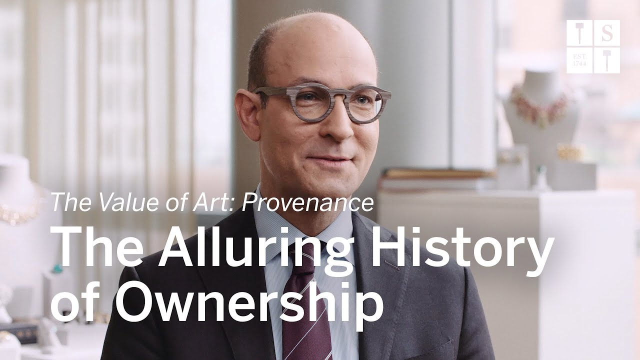 The Value of Art - Provenance