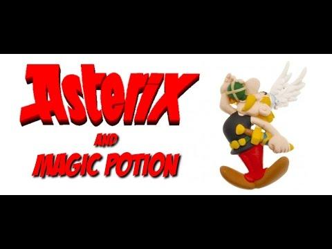 Asterix and magic potion - supercut