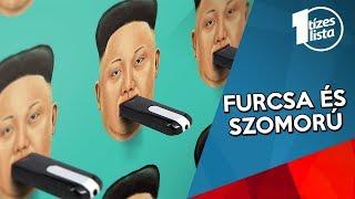 10 Hihetetlen érdekesség Észak-Koreáról, Országok #3