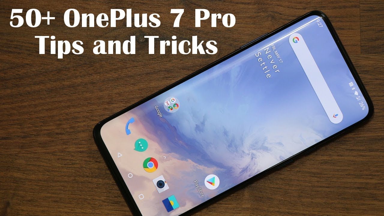 OnePlus 7 Pro key features