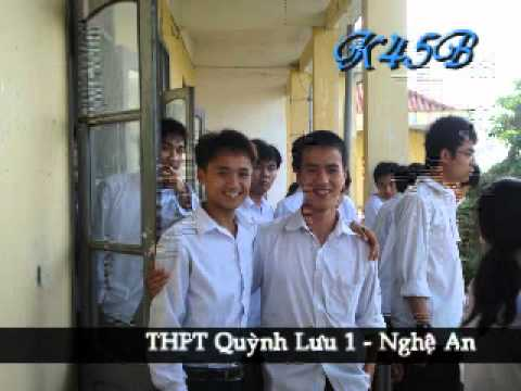 K45B - Quynh Luu 1 - Nghe An [MusicTrack: Tiet Hoc Cuoi Cung Ver.2009]