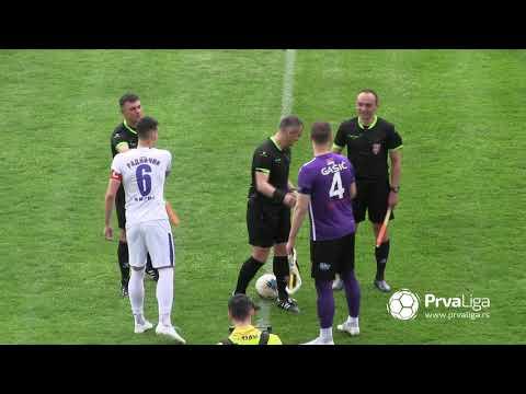 Prva liga Srbije 2020/21: 30.Kolo: RADNIČKI PIROT – TRAYAL 1:1 (0:0)