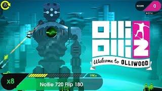 OlliOlli2: Welcome to Olliwood - Titan Sky Exclusive Trailer