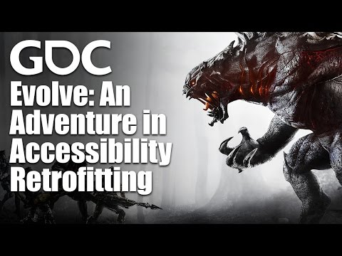 Evolve: An Adventure in Accessibility Retrofitting