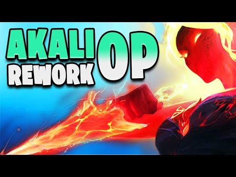 Akali Rework BROKEN | Perrick Twitch Highlights | League of Legends thumbnail