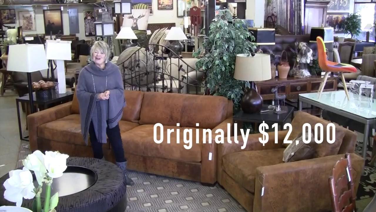 Restoration Hardware Leather Sofa YouTube - Restoration hardware leather sofas