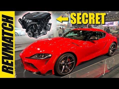 2020 Toyota Supra Engine - More Details