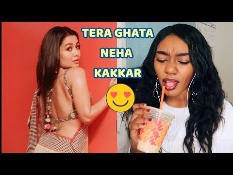 Tera Ghata - Neha Kakkar | REACTION
