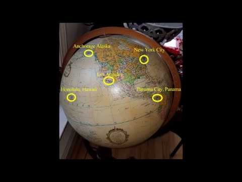 Lets make an accurate map of the Flat Earth thumbnail