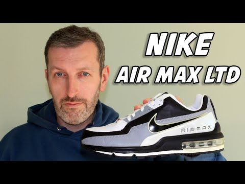 How much Height do Nike Air Max Ltd Edition add?
